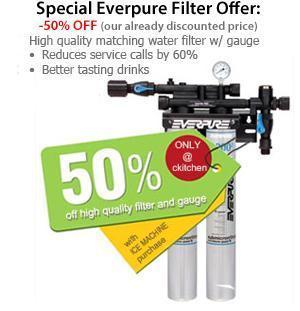 Everpure EV932402 Water Filter (Regular Price: $402.00)