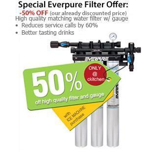 Everpure EV932503 Water Filter (Regular Price: $600.00)